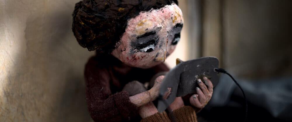 záběr z filmu Dcera, foto FAMU