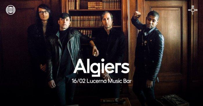 Recenze: Algiers V LMB 16.2. 2020