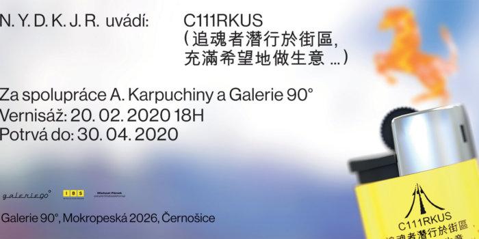 C111RKUS Pozvánka