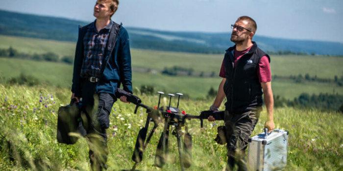 Foto Z Filmu Modelář, Zdroj Kino Pilotů