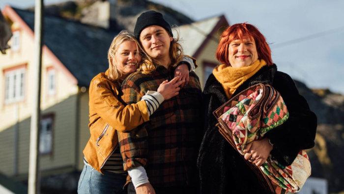 Severská Filmová Zima Chystá Na Rozloučenou Road Movie