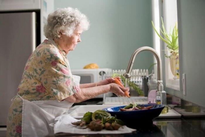 Smysly Seniorů Slábnou, Jsou Zranitelnější