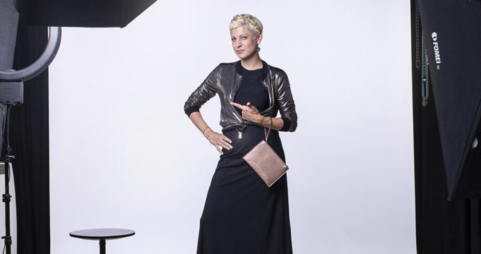 Anketa O Módě A Stylu: Stand-up Komička Adéla Elbel