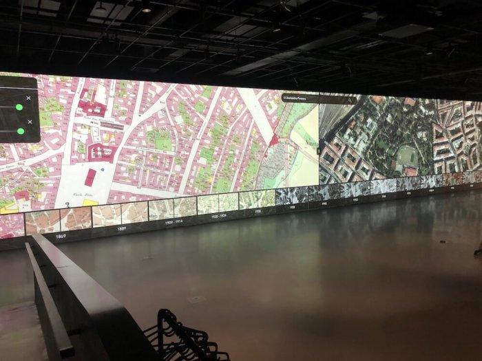 CAMP Připravil Interaktivní Výstavu Dvě Prahy O Vývoji Hlavního Města
