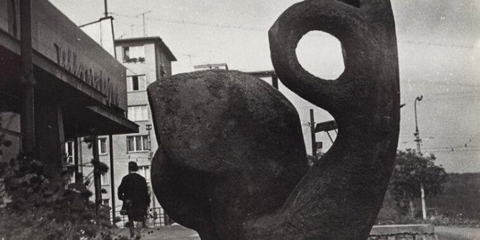 Miroslav Jirava, Torzo ženy, 1961, Umělý Kámen, Praha 3-Žižkov, Pod Lipami, Koněvova