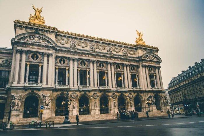 Pařížská Opera Streamuje Taky