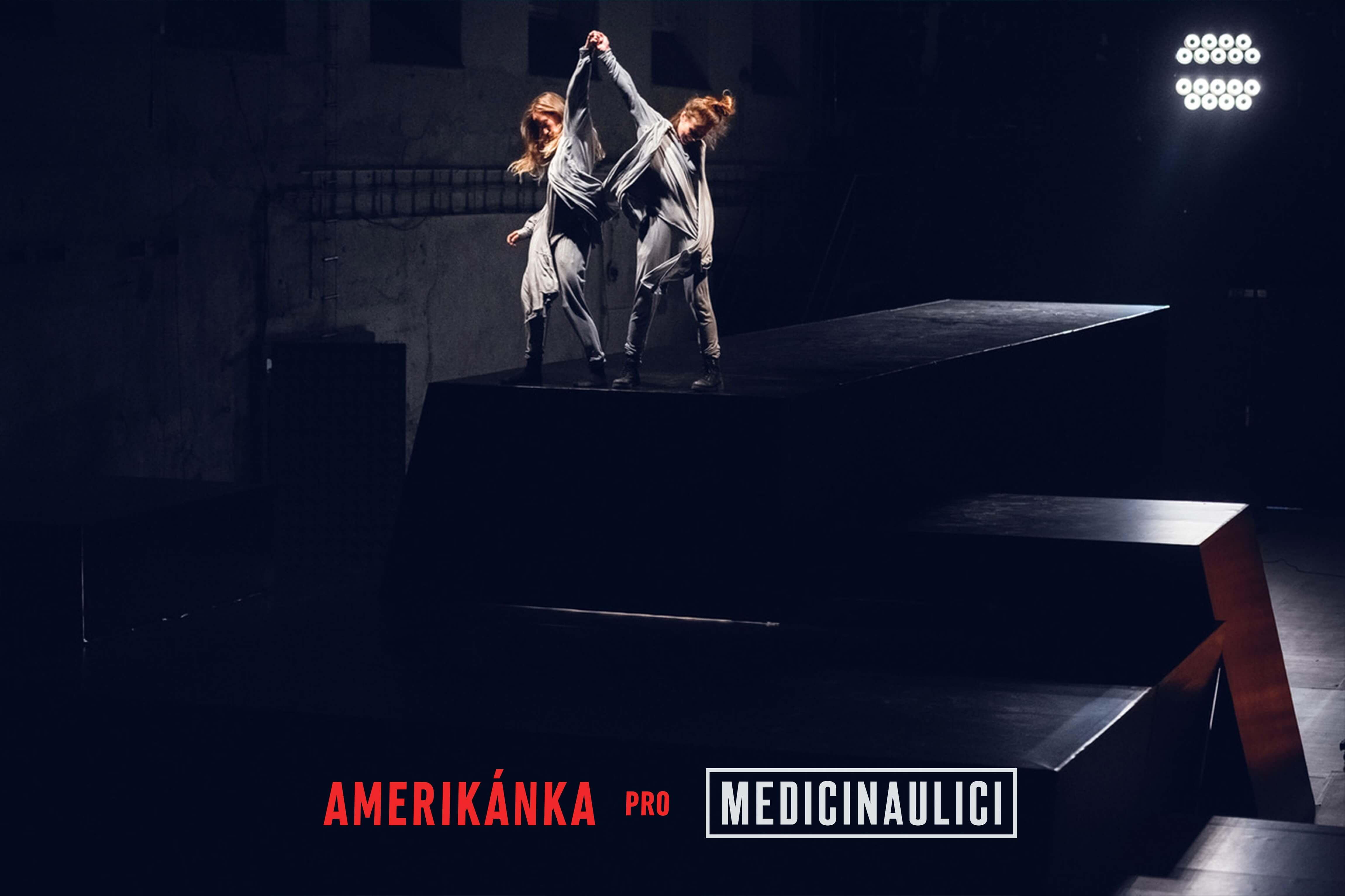 Amerikánka pro Medici na ulici