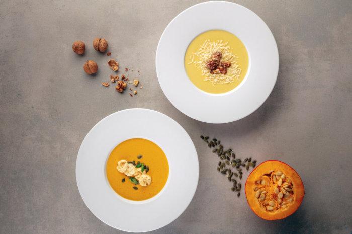 Zdravé A Chutné: Vyzkoušejte Vegetariánské Polévky Ze Sezónních Potravin!