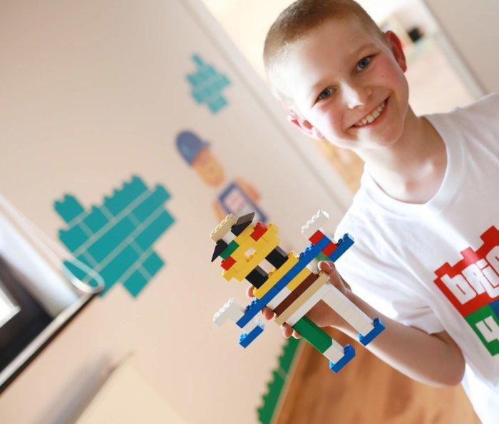 Výzva Bricks 4 Kidz S Kostkami LEGO