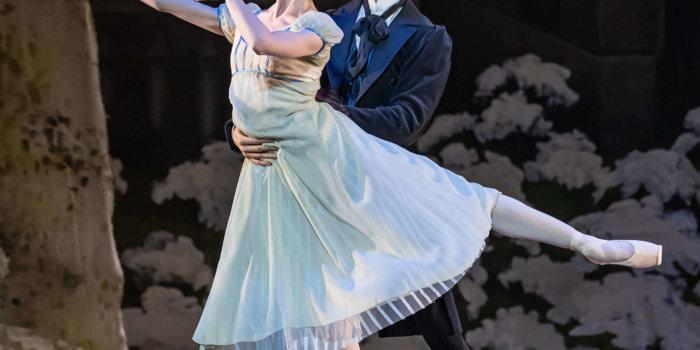 Balet Národního Divadla