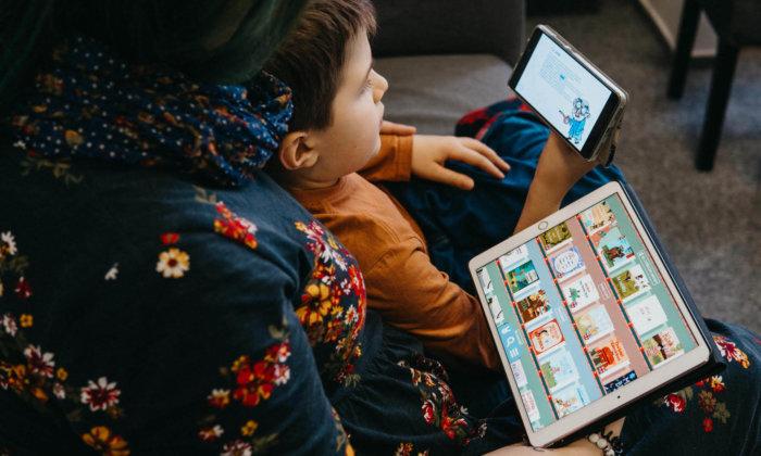 Booko, Interaktivní Dětská Knihovnička, Se Rodičům Otevírá Zdarma