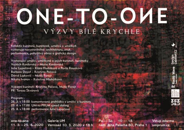 One-to-one. Výzvy Bílé Krychle