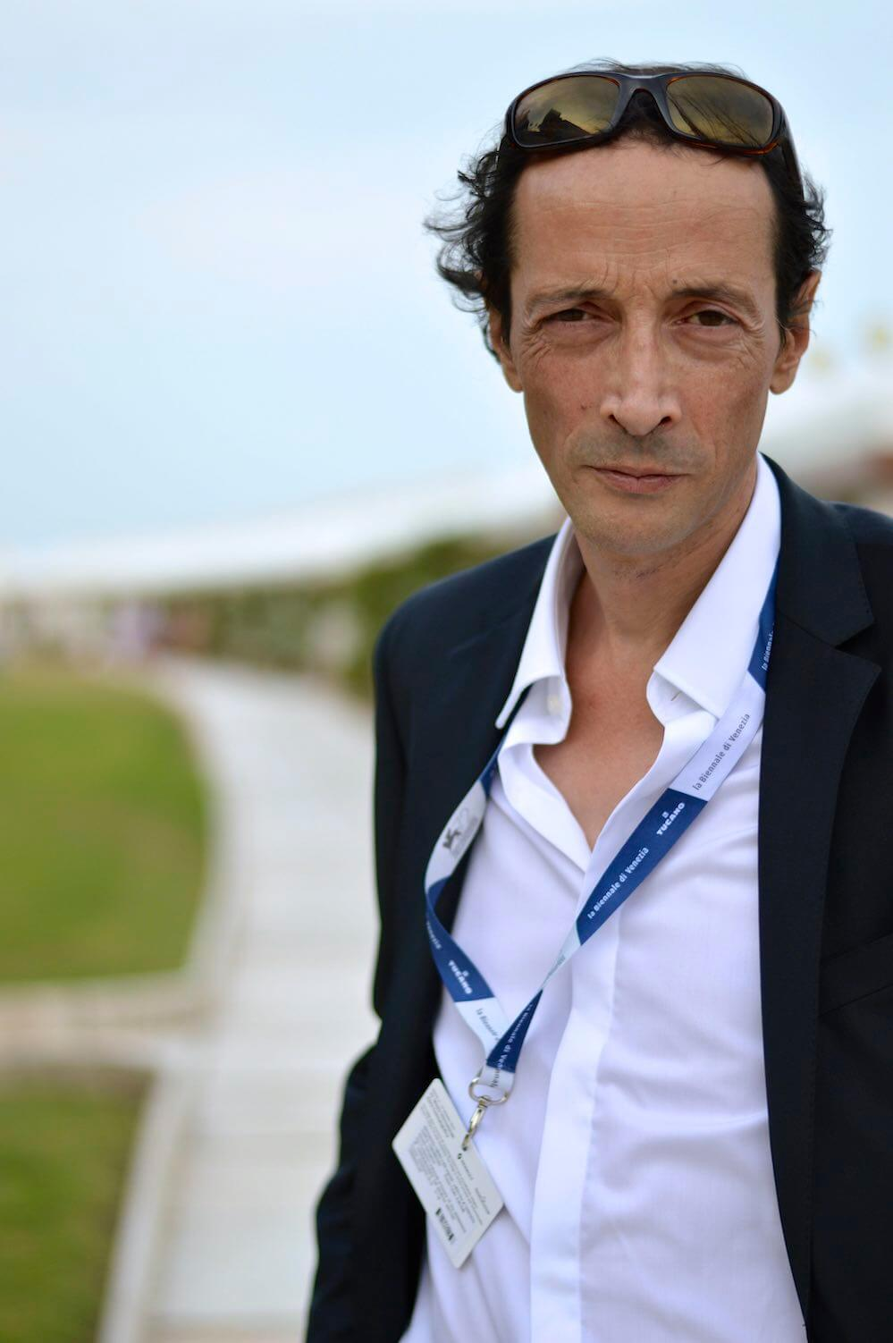 Artemio Benki. Foto Marie Bordier