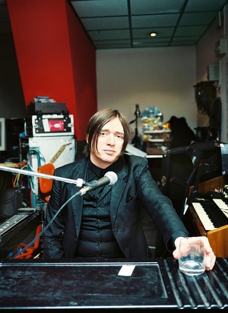 frontman Blixa Bargeld (2007). <a href=