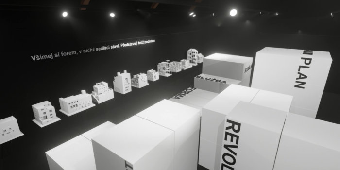 Galerie Jaroslava Fragnera_Raumplan A Současná Architektura