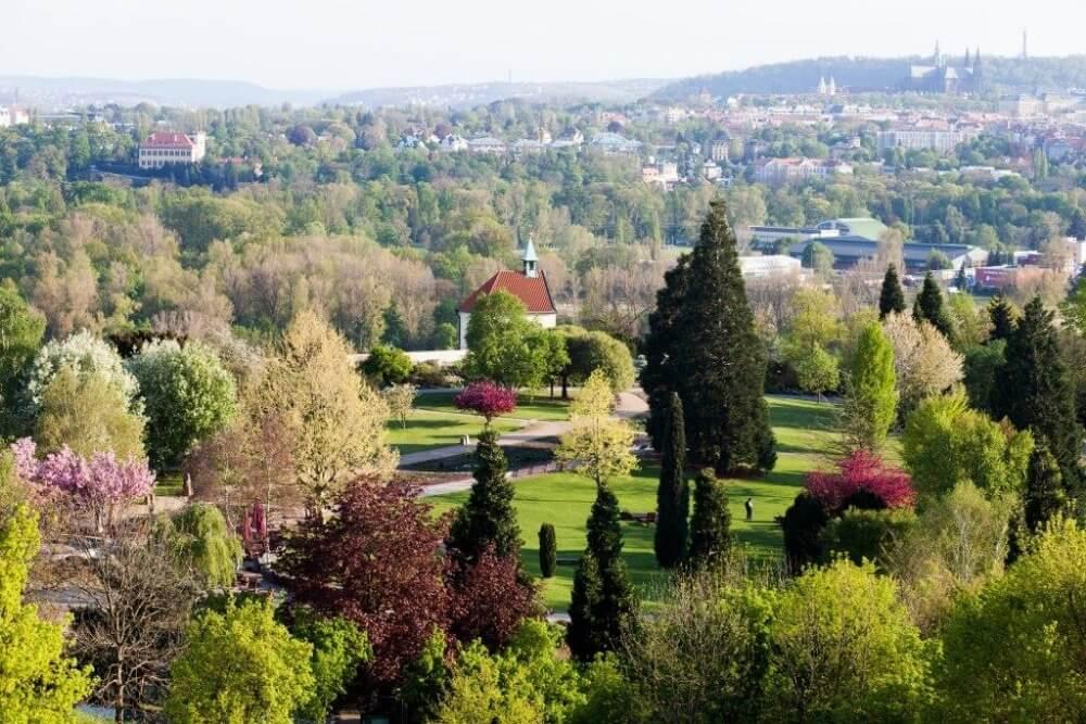 Foto: Botanická zahrada hl.m.Prahy