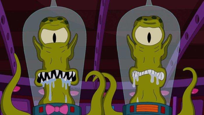 Star Trek Versus Simpsonovi (…a Taky Futurama)