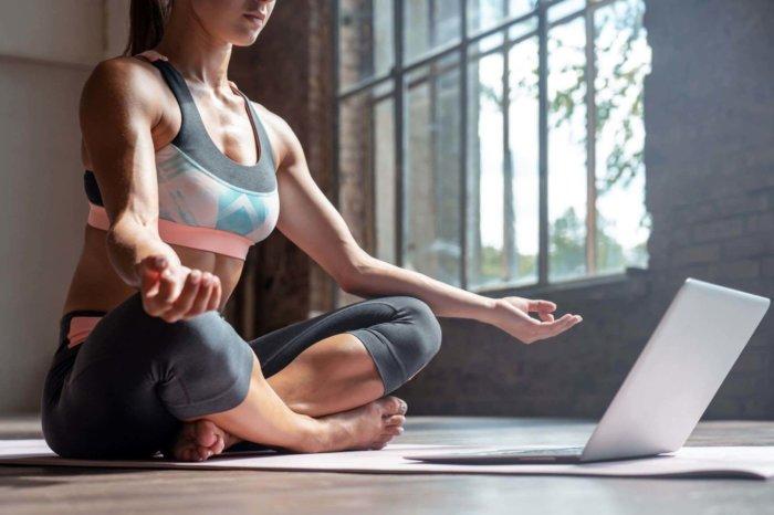 Cvičení Bez Kompromisů Vpohodlí Domova