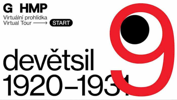 GHMP Má Virtuální Prohlídku Výstavy Devětsil A Chystá Další