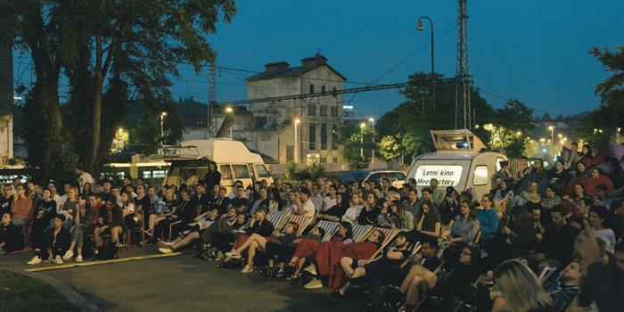 Letní Kino Zeď_ Foto Libor Galia