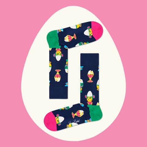 Velikonoce Plné Barev S Happy Socks