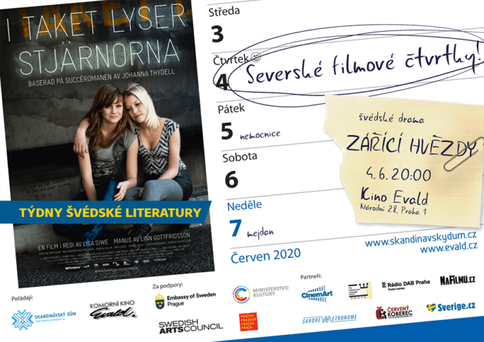 Severské Filmové čtvrtky: Zářící Hvězdy