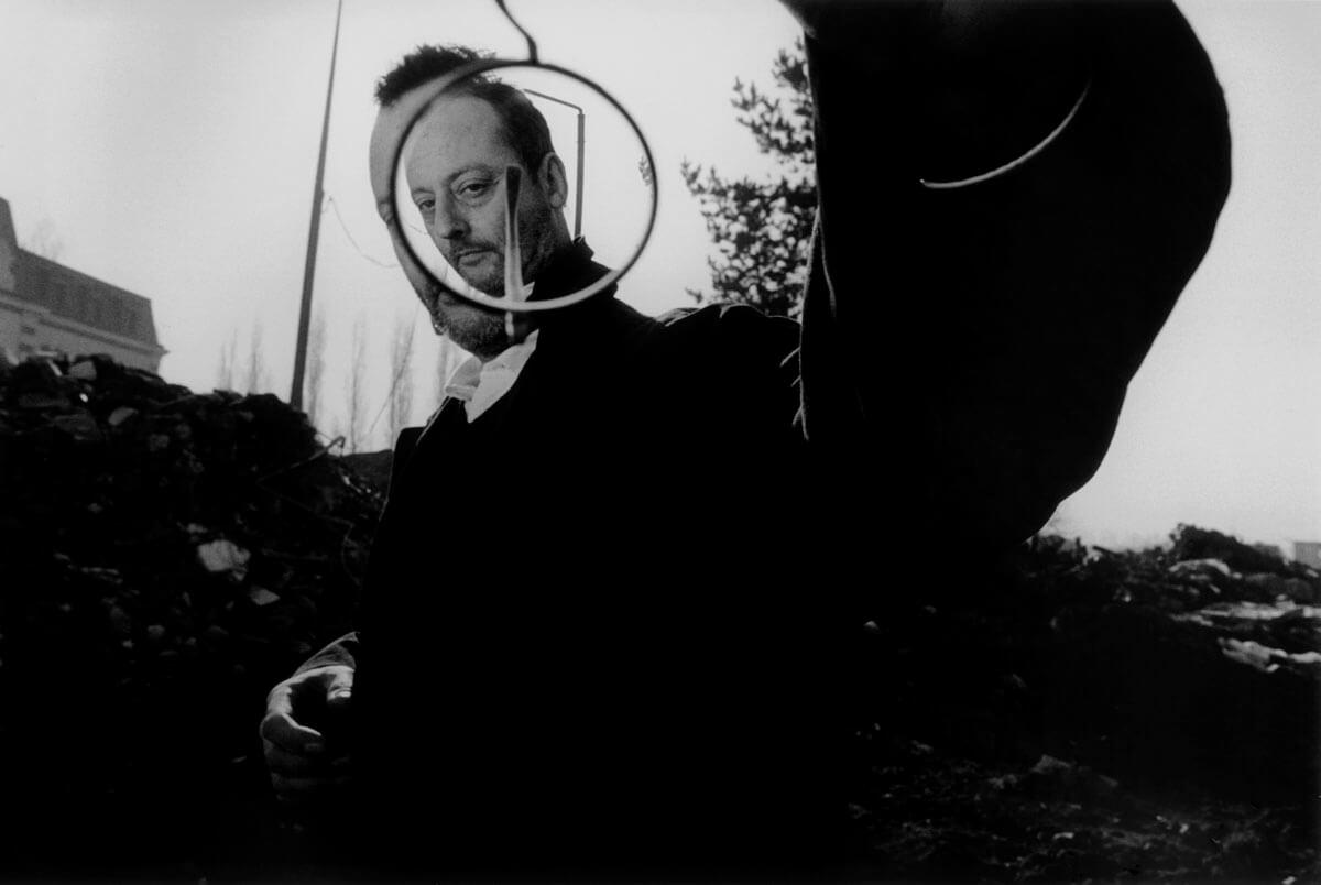 Antonín Kratochvíl, Jean Reno, 2006, fotografie_Foto © Galerie hlavního města Prahy