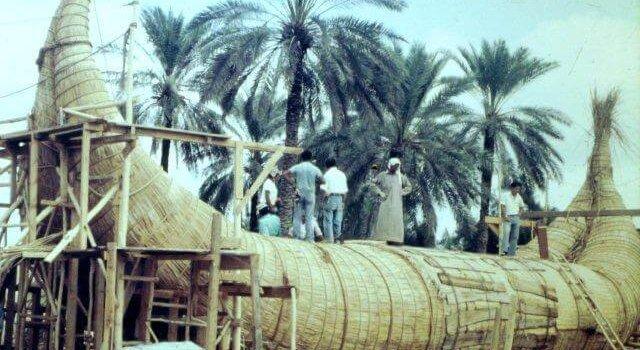 Tigris: Základní Těleso Lodi.