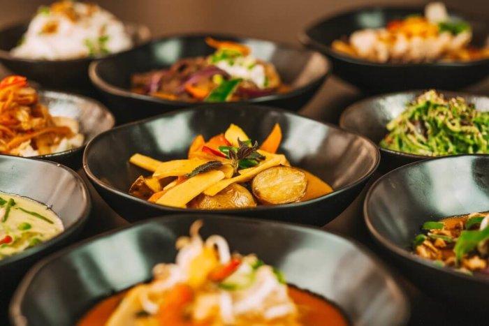 Jungle Curry A Český Chřest Rest.