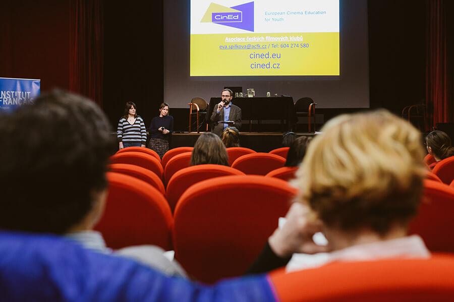 CinEd setkání_foto: Libor Galia