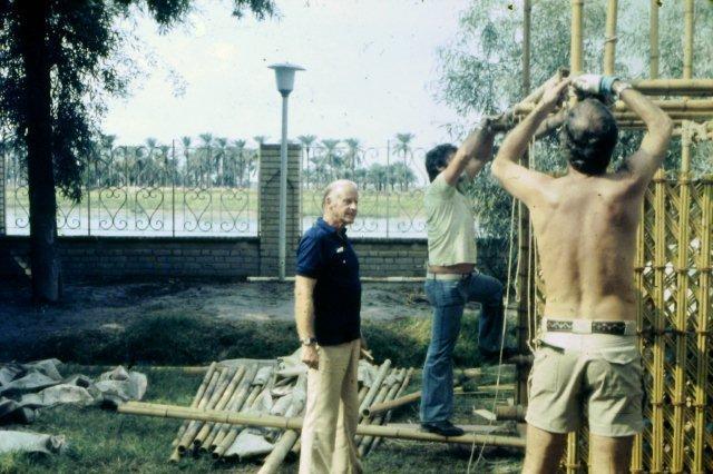 Setkání S Thorem Heyerdahlem
