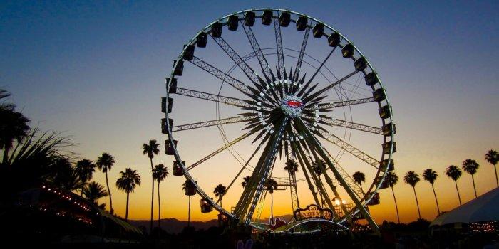 Coachella. Foto Dom Carver / Pixabay