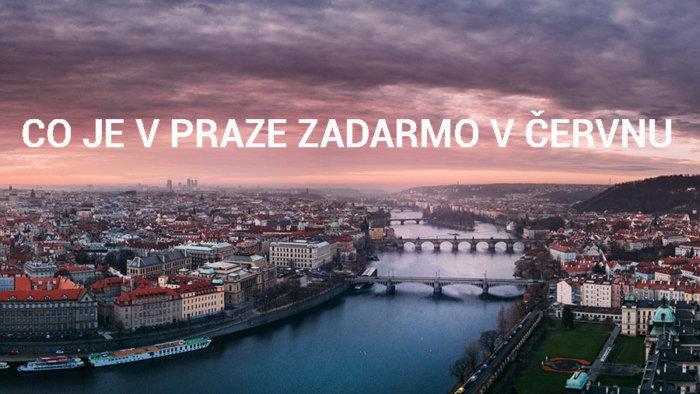 Co Je V Praze Zadarmo V červnu 2020