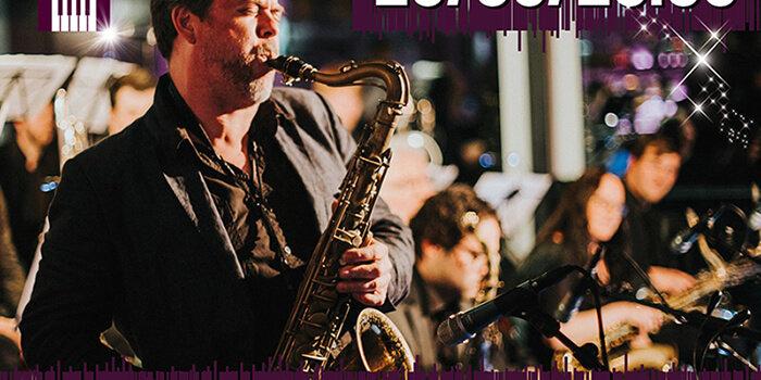 Jazzdock Orchestra Upoutavka Kveten 2020