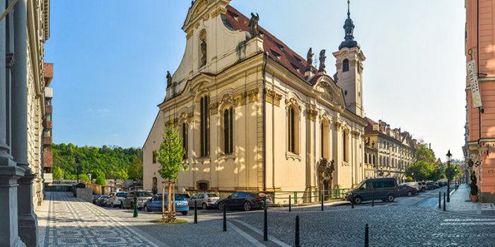 Kostel Sv. Šimona A Judy_Foto: MHMP
