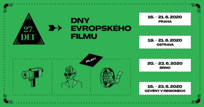 27. Dny Evropského Filmu Se Blíží