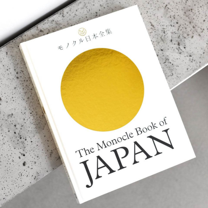 Tip Z Knihkupectví Book Therapy: The Monocle Book Of Japan