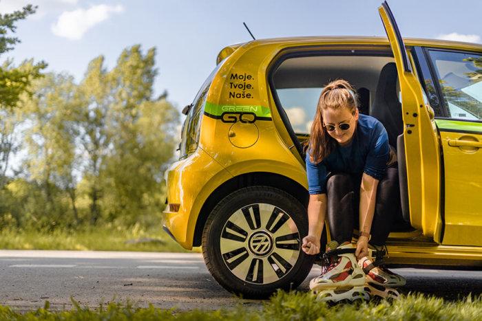 Vydejte Se Za Sportem Nebo Na Nákupy S Elektromobily GreenGo