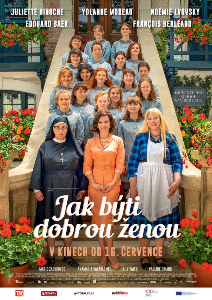 CinemArt Uvede Francouzskou Komedii Jak Býti Dobrou ženou S Juliette Binoche
