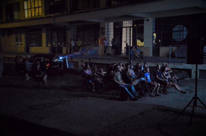 Letní Kino Na Pragovce Nejen Se Studentskými Filmy Z FAMU