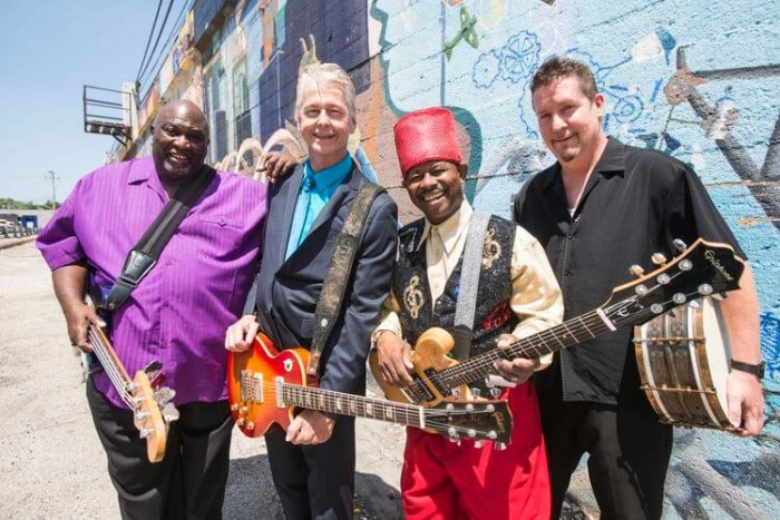 25. Blues Alive Nabídne Zahraniční Legendy I Důraz Na Domácí Hudebníky