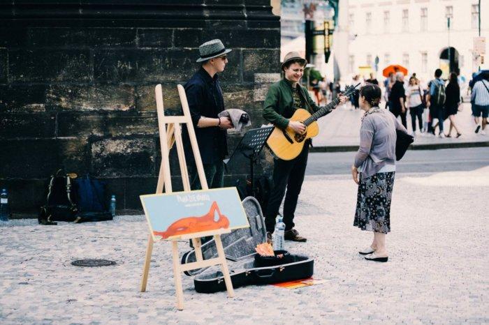 Festival Praha Žije Hudbou Rozezní Na Konci června Pražské Ulice A Náměstí