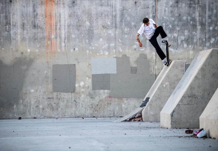 Converse Má Novou Letní Skate Kolekci Louie Lopez Pro