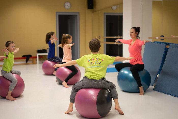 Pohyb Slouží U Dětí I K Prevenci A Terapii řečových Vad