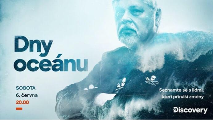 Discovery Channel Oslaví Světový Den Oceánů