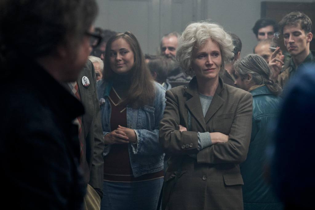 Záběr z filmu Havel, foto Bontonfilm
