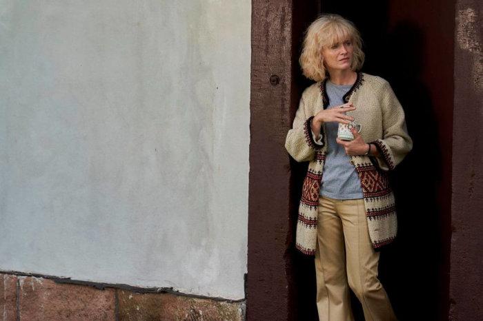 Rozhovor S Annou Geislerovou O Roli Ve Filmu Havel