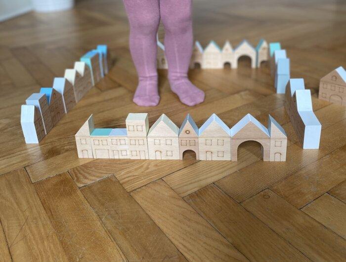 Čeští Architekti Představují Chytré Dřevěné Hračky Puun