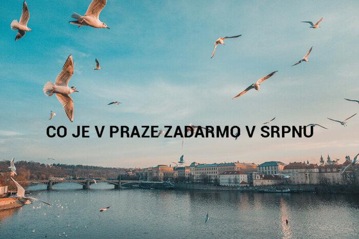 Co Je V Praze Zadarmo V Srpnu 2020
