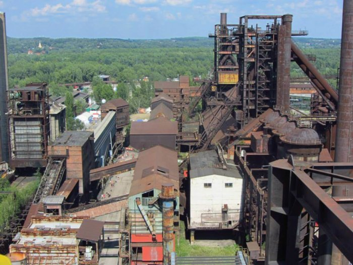 Ostrava's Abandoned Blast Furnaces Will Become A New Czech Industrial Museum